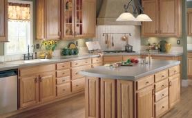 Armstrong Hampton Crystal Cabinets