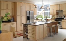 Armstrong Moderno Natural Cabinets