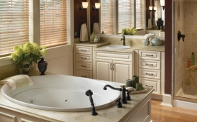 Armstrong Waverly Van Cream Bathroom Cabinets