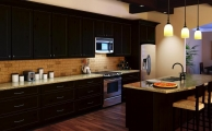 Ardmore Dark Espresso Kitchen