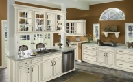 Cheswick Linen Ebony Galez Kitchen