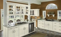 Cheswick Linen Frost Glaze Kitchen