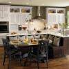 Edinburgh Linen Pewter Glaze Kitchen