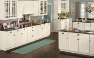 Rossiter SLAB Linen Frost Glaze Kitchen