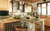 Rossiter SLAB Mocha Kitchen