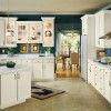 Salerno Linen Frost Glaze Kitchen
