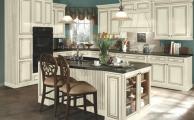 Southampton Linen Ebony Glaze Kitchen