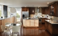 Trevino SLAB Autumn Brown Crystal Kitchen