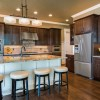 Trevino SLAB Autumn Brown Kitchen