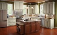 Wesley 5pc Linen Pewter Glaze Kitchen
