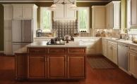 Wesley 5pc Vanilla Cream Pewter Glaze Kitchen
