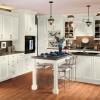 Wesley SLAB Linen Frost Glaze Kitchen