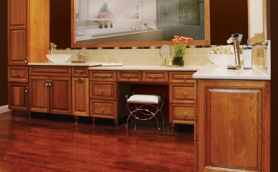 Armstrong LaCerise Crystal Bath Cabinets