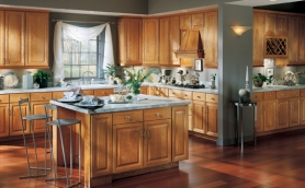 Armstrong Olympus Crystal Cabinets