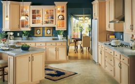 Armstrong Siena Cabinets