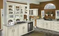 Cheswick Linen Pewter Glaze Kitchen
