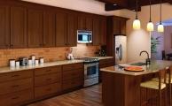 Hargrove Mocha Kitchen