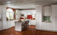 Marianna White Kitchen