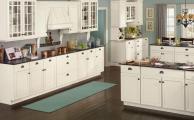 Rossiter SLAB Linen Taupe Glaze Kitchen