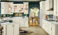 Salerno Linen Frost Glaze Kitchen