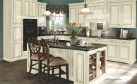 Southampton Linen Taupe Glaze Kitchen