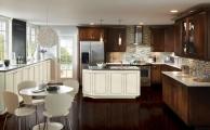 Trevino Linen Ebony Glaze Kitchen