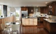 Trevino SLAB Autumn Brown Crystal Kitchen