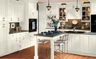 Wesley SLAB Linen Kitchen
